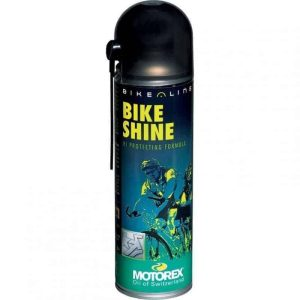 SPRAY CURA E PROTEZIONE BIKE SHINE MOTOREX, 500ml