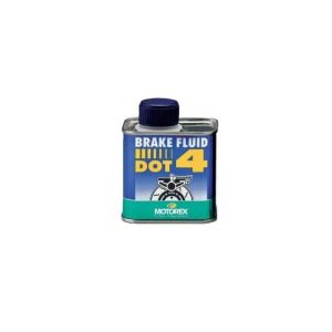 OLIO PER FRENI MOTOREX BRAKE FLUID DOT 4, 250g