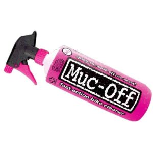 MUC-OFF DETERGENTE SPRAY PER BICI MUC OFF, 1 litro
