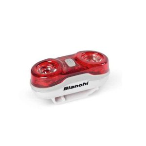 LUCE LED ANTERIORE BIANCHI FRONT LIGHT 0,5Wx2, ROSSO