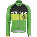 GIACCA CICLISMO SCOTT JACKET RC TEAM AS 10, VERDE