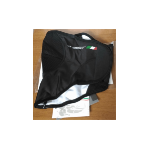 FOULARD MASCHERA CICLISMO GIST IN THERMODRESS , NERO, tg UNICA