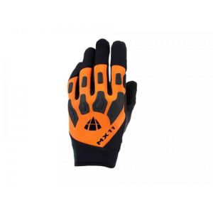 DIAMANTE GUANTI ENDURO GLOVES MX11, NERO-ARANCIO