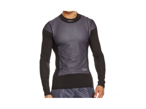 MAGLIA CICLISMO CRAFT BE ACTIVE EXTREME 2.0 CN LS WS WINDSTOPPER, NERO