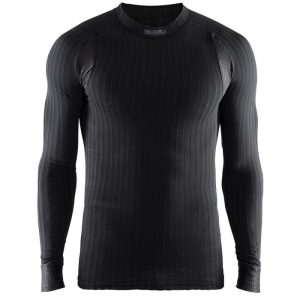 MAGLIA CICLISMO CRAFT BE ACTIVE EXTREME 2.0 CN LS, NERO