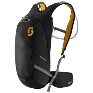 ZAINO SCOTT PACK PERFORM HY 12 CAVIAR colore NERO-ARANCIO