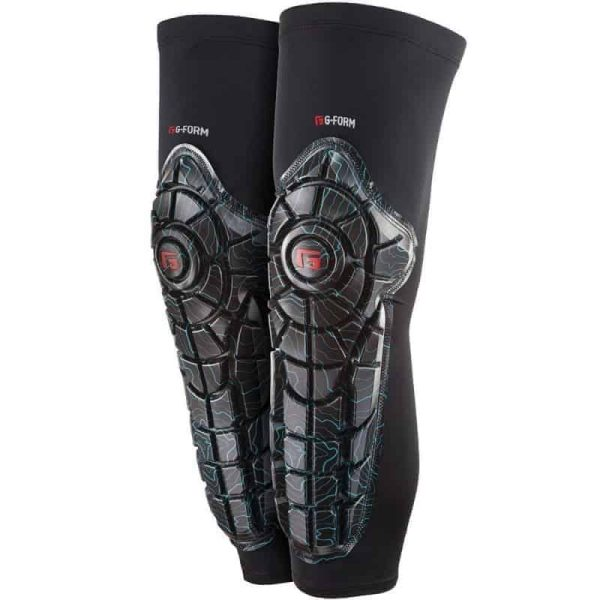g form pro x ginocchiere  G-FORM ELITE KNEE-SHIN-GUARD