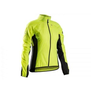 GIACCA BONTRAGER ANTIVENTO RACE WSD WINDSHELL JACKET colore GIALLO FLUO.NERO, M