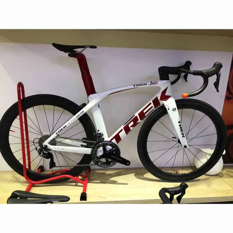 TREK MADONE SLR 8 Project One icon Chrome Tour 2019