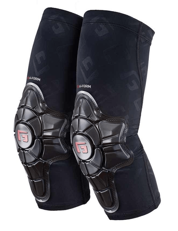 GOMITIERE G-FORM PRO-X ELBOW PADS COLORE GIALLO